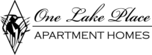 One Lake Place Logo